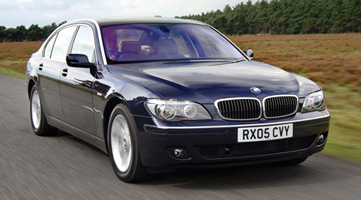 BMW 730i - Very Nice Car